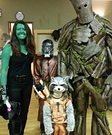 Guardians of the Galaxy Family Costume DIY