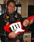 Elvis and Baby-Guitar Costume