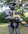 Halo 4 Master Chief Costume