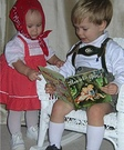 Homemade Hansel and Gretel Costumes