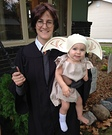 Creative Halloween Costumes for Parents and Baby
