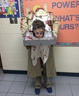 Headless Butcher Costume