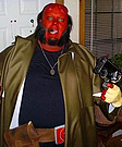 Hellboy Movie Costume