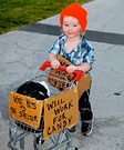 Hobo Baby Costume
