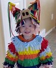 DIY Pinata Costume for Kids