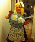 Hot Breakfast Homemade Halloween Costume