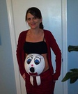 Humpty Dumpty Costume for Pregnant Women