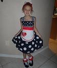 I Love Lucy Homemade Costume