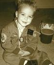 Top Gun Iceman Costume
