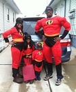 Homemade The Incredibles Costumes