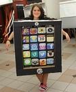 iPad Homemade Costume