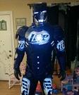 Iron Can Creative Homemade Costume