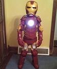 Ironman Homemade Costume
