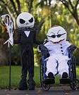 Jack the Skeleton and Dr. Franklestein Costume