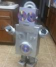 JD 2000 Robot Homemade Costume