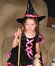 Witch Homemade Halloween Costume