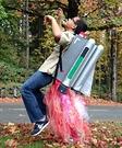 Jet Pack Homemade Costume