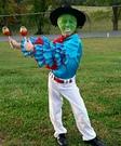 Jim Carrey's The Mask Costume