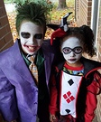 Joker and Harley Quinn Costume