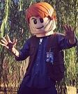 Jurassic World Lego Owen Costume