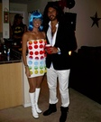 Katy Perry & Russell Brand Halloween Costume