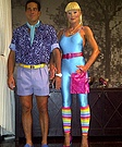 Ken and Barbie Costumes