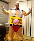 Homemade Krang Costume