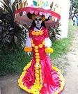 La Muerte Girl's Costume DIY