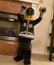 Lego Bad Cop Costume