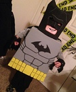 Lego Batman Homemade Costume