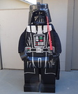 DIY Lego Darth Vader Costume