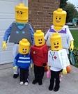 Creative Family Costume Ideas