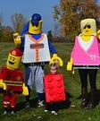 DIY Lego Family Costume