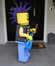 Lego Guitar Man Costume