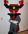 LEGO Lord Business Homemade Costume