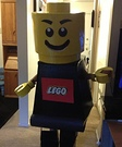LEGO Man DIY Costume