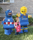 Lego Men Costumes