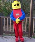 Lego Minifigure Costume