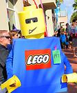 Lego Minifigure Homemade Costume