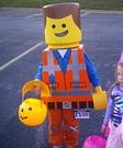 Lego Movie Emmet Homemade Costume