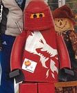 Homemade Lego Ninjago Costume