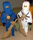 Lego Ninjago Jay & Zane Costumes