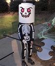 Lego Skeleton Homemade Costume
