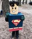 Lego Superman Costume