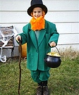 Little Leprechaun Costume