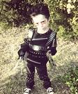 Lil Edward Scissorhands