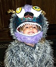 Monster Baby Costume