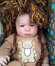 Little Lion Baby Costume