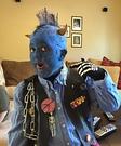 Little Monsters Maurice Homemade Costume