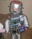 Little Robot DIY Costume